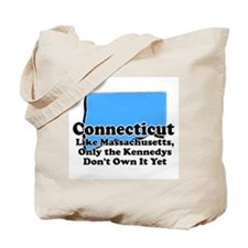 Connecticut Kennedys Tote Bag