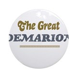 Demarion Ornament (Round)