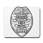 Cooldige Arizona Police Mousepad