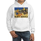 North Berwick Vintage Travel Jumper Hoody