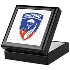 187th Infantry Regiment Keepsake Box