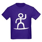 Surfer Pictograph T