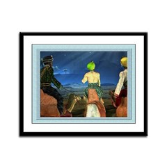 The Magi 12x9 Framed Print