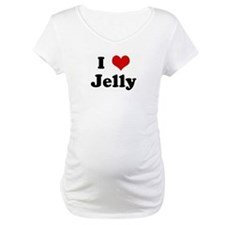 I Love Jelly Shirt