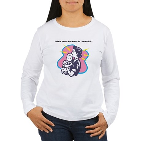 Parenting Women's Long Sleeve T-Shirt