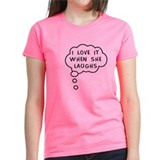 Mommy's Laugh Tee