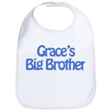 Grace's Big Brother Bib