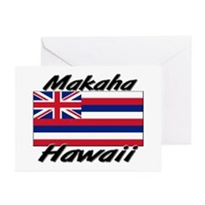 Makaha Hawaii Greeting Cards (Pk of 10)