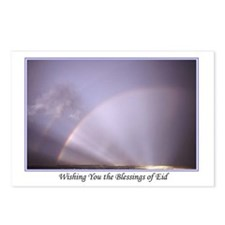 Rainbow / Blessings Postcards (Package of 8)
