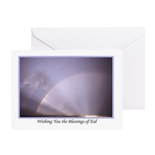 Rainbow / Blessings Greeting Card