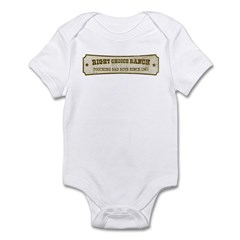 Right Choice Ranch Infant Bodysuit