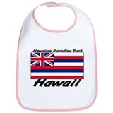 Hawaiian Paradise Park Hawaii Bib