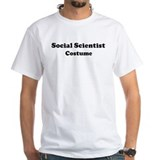 Social Scientist costume Shirt