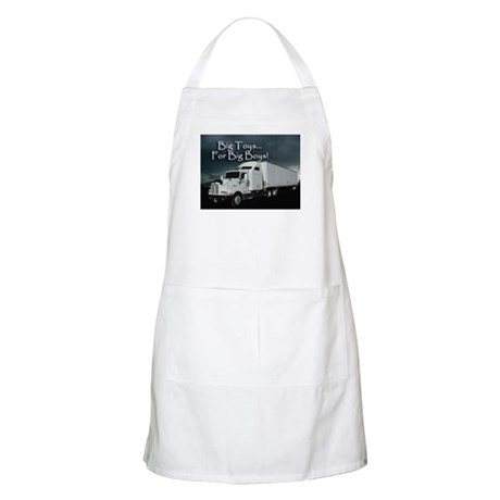 For Big Boys BBQ Apron