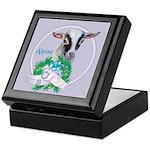 Alpine Goat Gavin Keepsake Box