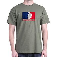 Major League BF - USAF  T-Shirt