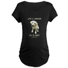 Love A Labrador T-Shirt