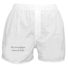 JG SCHOOL OF BALLET Boxer Shorts