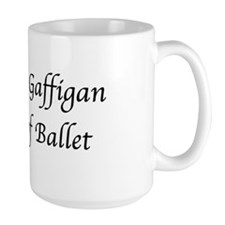 JG SCHOOL OF BALLET Large Mug
