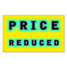 By Appointment Only Signs, st Sticker (Rectangular