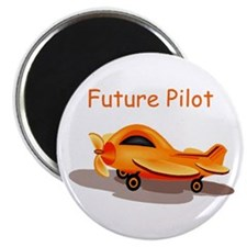 "Future Pilot 2.25"" Magnet (100 pack)"