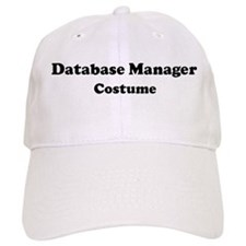 Database Manager costume Baseball Cap