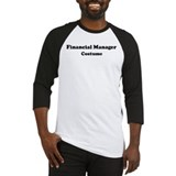 Financial Manager costume Baseball Jersey
