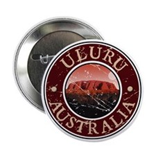 Uluru, Australia Button