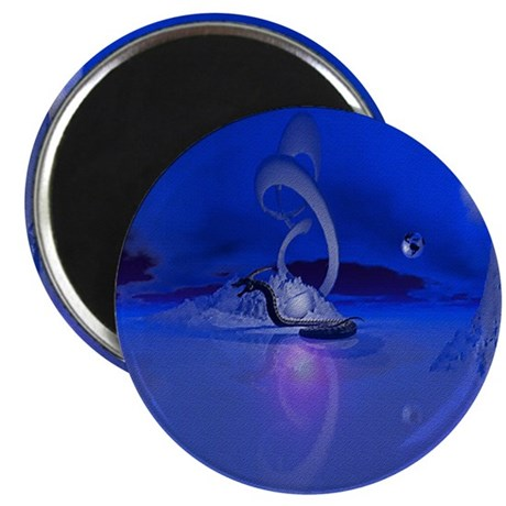 The Serpent 2.25&quot; Magnet (100 pack)