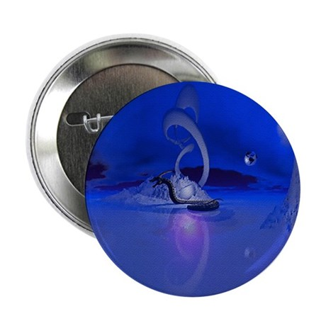 "The Serpent 2.25"" Button (10 pack)"