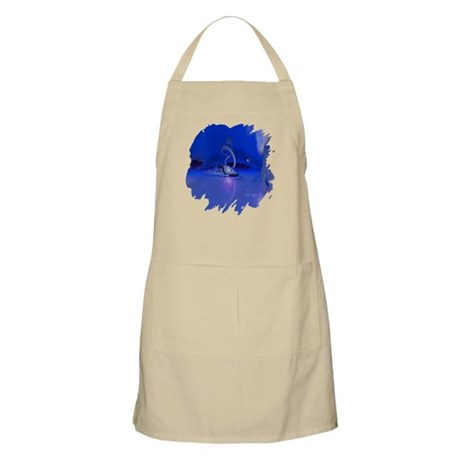 The Serpent BBQ Apron
