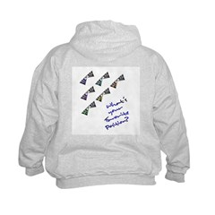 Favorite Position? (1x2x3) - Kids Hoodie