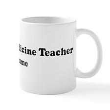 Veterinary Medicine Teacher c Mug
