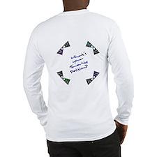 Favorite Position? (Burst) - Long Sleeve T-Shirt
