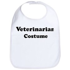 Veterinarian costume Bib