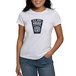 Nantucket Police K-9 Women's T-Shirt