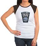 Nantucket Police K-9 Women's Cap Sleeve T-Shirt