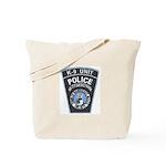 Nantucket Police K-9 Tote Bag