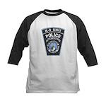 Nantucket Police K-9 Kids Baseball Jersey
