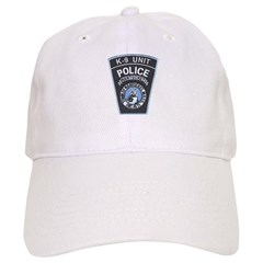 Nantucket Police K-9 Cap