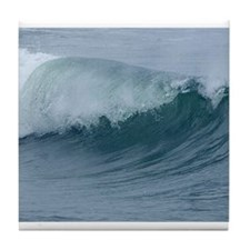 Tile Coaster - THE BIG WAVE