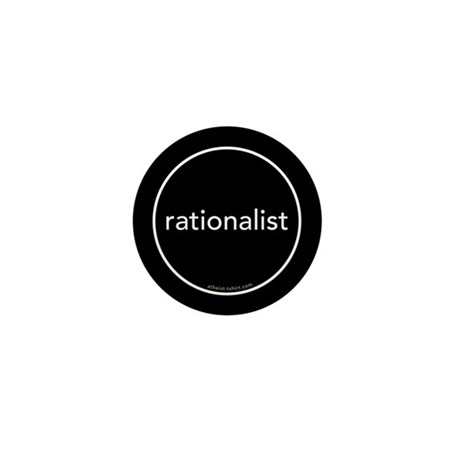 Rationalist Mini Button
