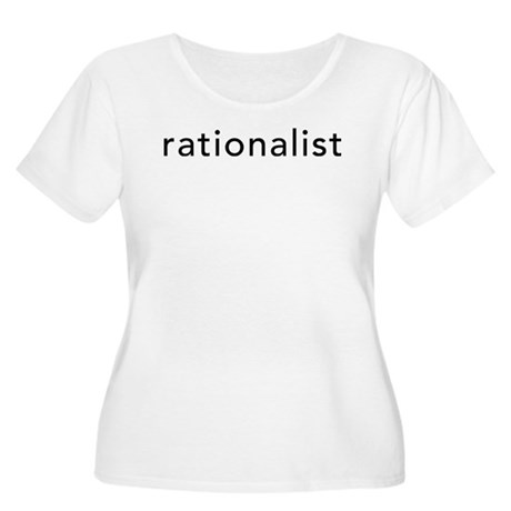 Rationalist Women's Plus Size Scoop Neck T-Shirt