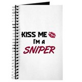 Kiss Me I'm a SNIPER Journal
