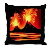 'Natures Extremes' Throw Pillow