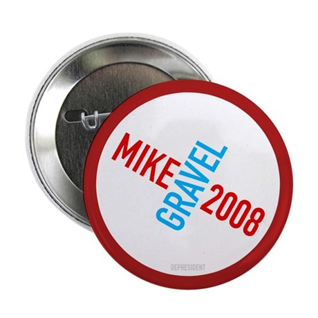 Twisted Gravel 2008 Button
