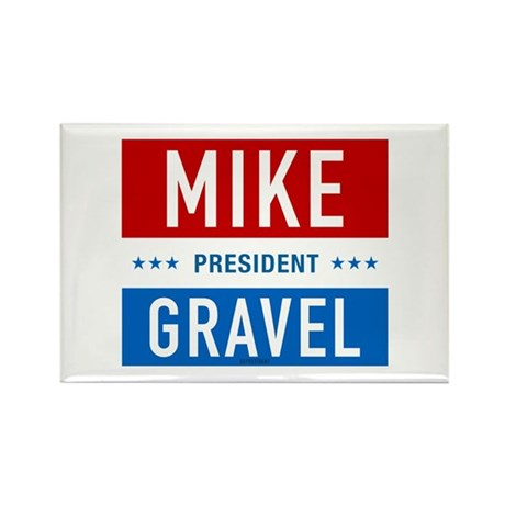 Classic Gravel Rectangle Magnet (10 pack)