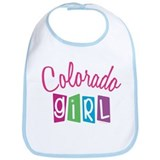 COLORADO GIRL! Bib