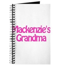 Mackenzie's Grandma Journal