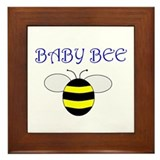 BABY BEE Framed Tile